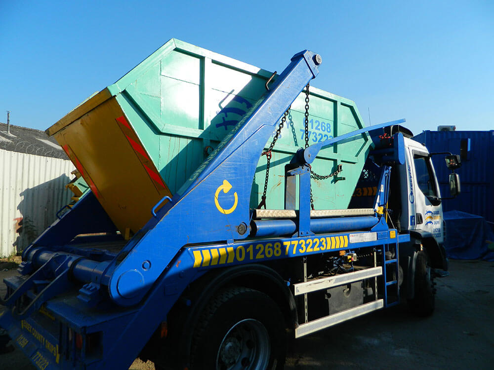 Skip Hire Grays from Essex County Skips