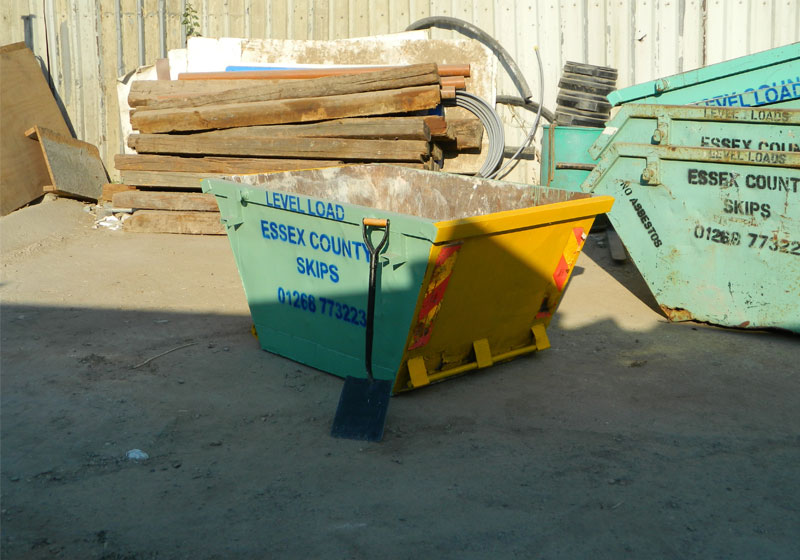 Mini Skip Hire Grays by ECS